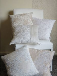 Lace Cushion Collection