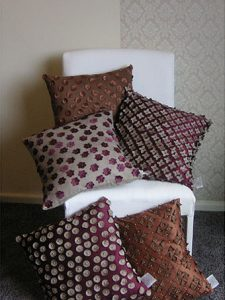 Studded Cushion Collection