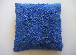 Blue Applique
