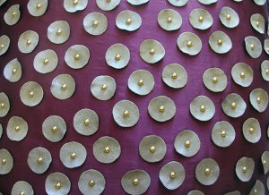 Circle Studded Closeup