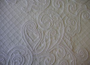 Diagonal Lace Placemat